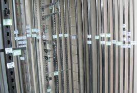 Трубы из нержавеющей стали и металла хромированные, разного диаметра, формы и длины